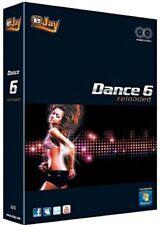 eJay Dance 6 Reloaded, Crea música Dance como un DJ Profesional -Versión Oficial