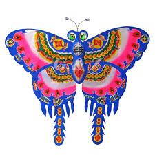 Chinese 'Happiness' FU Symbol - Medium Silk Butterfly Kites