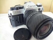 Canon AE-1 Program w/Sigma 28-70/3.5-4.5 lens,light seal renewed Japan Ex++ 2616