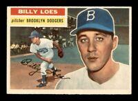 1956 Topps Set Break # 270 Billy Loes NM *OBGcards*
