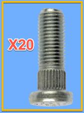 Set 20 Wheel Lug Studs Replaces Honda Acura OEM# 90113S5H005 Expedited