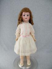 "24"" antique bisque head composition German George Borgfeldt GB Doll"