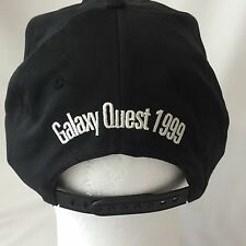 Galaxy Quest Vintage Snapback Hat Arches Helicopter Utah Film Crew Baseball Cap