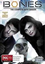BONES Season 6 : NEW DVD