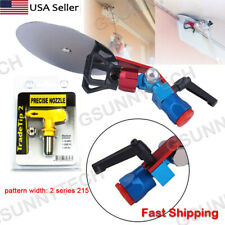 "New Universal Spray Guide Accessory Tool For Paint Sprayer 7/8"" Usa"