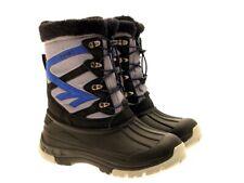 Hi-Tec Womens Girls Winter Snow Boots Kids Walking Hiking Hard Wearing Shoes