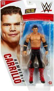 WWE WRESTLING FIGURE MATTEL HUMBERTO CARILLO #115 BOXED BRAND NEW