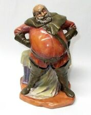 Vintage Royal Doulton Falstaff Figurine, 1949 Hn2054