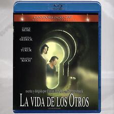 La Vida De Los Otros (the Lives Of Others) Blu-ray Región A