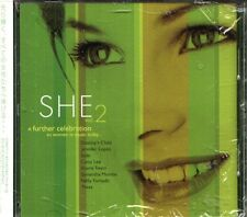 SHE 2 - Japan CD - NEW Coco Lee Des'ree Sheryl Crow Suzanne Vega