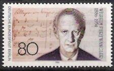 Berlin Nr.750 ** Wilhelm Furtwängler 1986, postfrisch