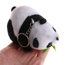 Panda Doll Plush Stuffed Key Chain Gift Pendant Toys Wedding Bouquet DecorSE