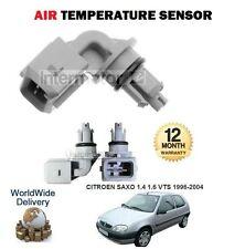 para Citroën Saxo 1.4 1.6 VTS 1996-2004 NUEVO Sensor de temperatura del aire