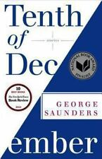 Tenth of December : Stories by George Saunders (2014, Paperback)