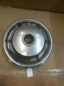 """1973 1974 Lincoln Continental Mark IV 4 OEM 15"""" Hubcap Wheel Cover"""