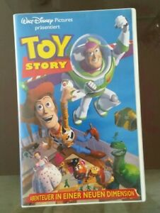 Toy Story Vhs
