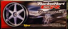Aoshima 005569 Felgen Racing Hart Type CR 19 Zoll inkl. Reifen 1:24 # 118