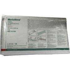 METALLINE Betttuch 2,5mx73cm steril 1St PZN 1226290