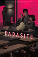 Mondo PARASITE Timed Edition Rory Kurtz Screenprint Poster *In Hand Unopened*