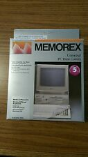 NOS Memorex Univesal PC Dust Cover P/N 3202-2193 size small for Apple Computers