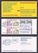 Bund Mi. Nr. 913 / 914 / 916 C/D - MH 21 b - B&S - m. ZB u. H-Blatt 26 pfr. 1977