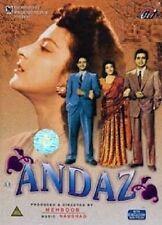 ANDAZ (OLD) - BOLLYWOOD ORIGINAL DVD - FREE POST