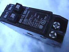 Cutler-Hammer Twin BD2020 , A2020 Circuit Breaker