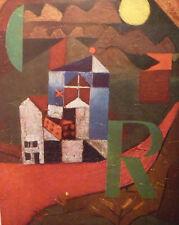 Arte saggio DER BLAUE REITER 1959 Bucheim Kandinsky Klee Kubin - Cavaliere Blu