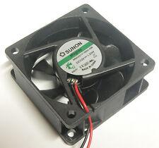 Sunon Ventilateur 60x60x25mm mb60251v1-a99 DC 12V 39,91m³/h meglev