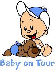 BUNTE Babyaufkleber,Kinderaufkleber,Autoaufkleber,Geschwisteraufkleber GAB28