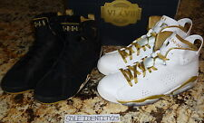 DS AIR JORDAN RETRO 6/7 GOLDEN MOMENTS PACK GMP SZ 11 RECEIPT DEFINING DMP CIGAR
