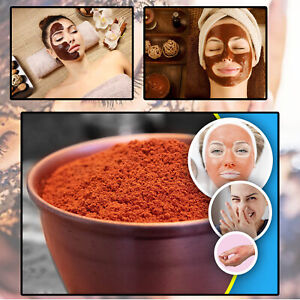 New 100% Pure Red Sandalwood Powder Laal Chandan Pterocarpus santalinus for Face