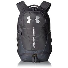 0facf509ce46 Under Armour 1294720 Graphite Hustle 3.0 Water Repellent Backpack