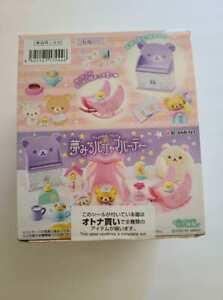 Re-Ment Miniatures Rilakkuma Pajama Party Full Set Rement