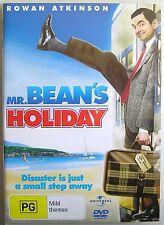 MR BEAN'S HOLIDAY (2007) DVD MOVIE Rowan Atkinson, Willem Dafoe, Steve Pemberton