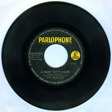 Philippines THE BEATLES A Hard Days Night 45 rpm Record