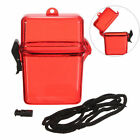 Outdoor Swim Waterproof Plastic Container Storage Case Key Box Card Holder