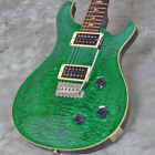 Paul Reed Smith(PRS) Custom 22 10Top Quilt Wide-Fat Emerald Green for sale