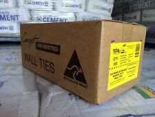 Brick Cavity Wall Ties- STAINLESS STEEL
