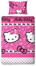 Hello Kitty Children's Bedding