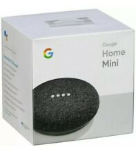 Genuine Google Home Mini Smart Speaker Google Voice Smart Assistant - Charcoal