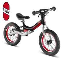 bicicleta evolutiva PUKY RIDE Br negro rojo 3 años niño niña freno suspensión