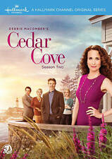 CEDAR COVE: SEASON 2 (3PC) ...-CEDAR COVE: SEASON 2 (3PC) / (3PK WS)  DVD NEW