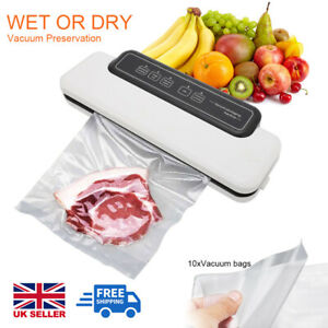 Commercial Vacuum Sealer Machine Automatic Food Saver System Storage Dry&Moist
