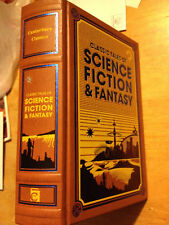 Leather-Bound Classic Tales of Science Fiction and Fantasy by Canterbury Pres