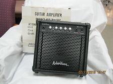 guitar amp washburn wa15G guitar amp euro plug only on it - guitar amp