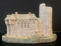 Vintage Collectibles, Liliput Lane's Historic Stokesay Castle In UK.