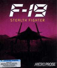 F-19 STEALTH FIGHTER +1Clk Windows 10 8 7 Vista XP Install