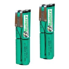 2 Snap-On 7.2V CTB5172 | CTB5172B UPGRADED Battery Internals Tenergy 2.0Ah NiMH
