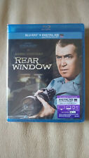 *Sealed* *Free Shipping* Rear Window Blu Ray 1958 Alfred Hitchcock Classic